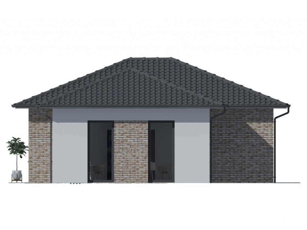 Projekt rodinného domu Kristína 544