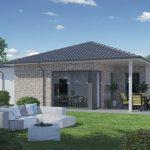 Projekt rodinného domu Kristína 545