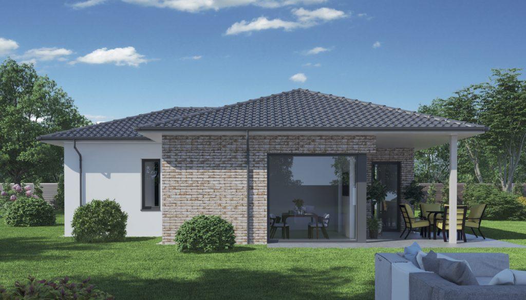 Projekt rodinného domu Kristína 546