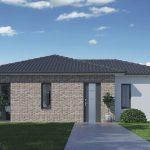 Projekt rodinného domu Kristína 547