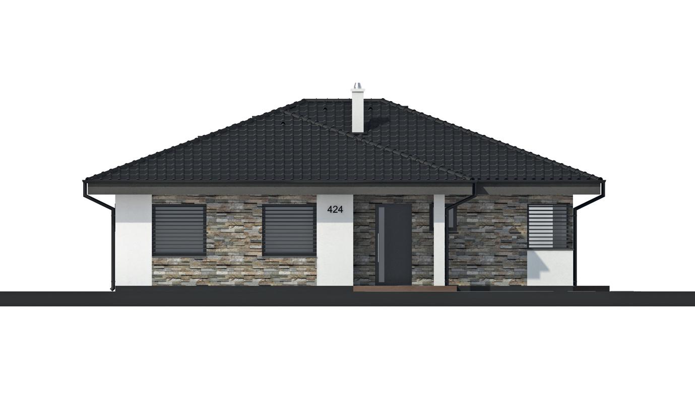 Projekt rodinného domu Laguna 4244
