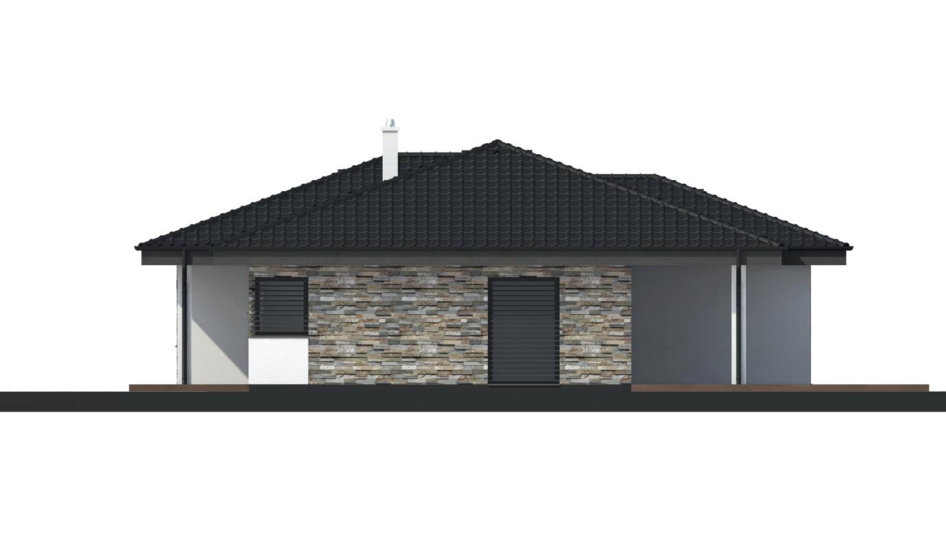 Projekt rodinného domu Laguna 4245