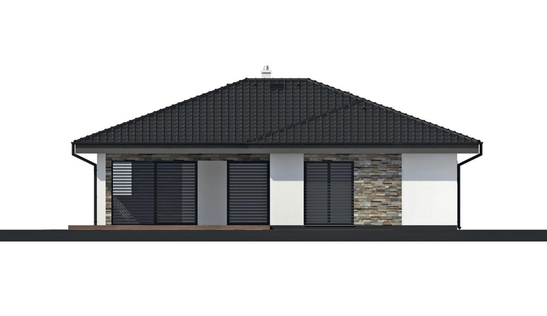 Projekt rodinného domu Laguna 4246