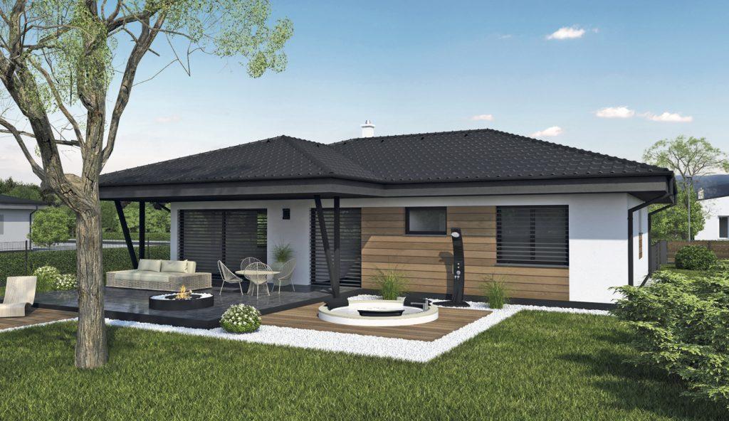 Projekt rodinného domu Laguna 4293