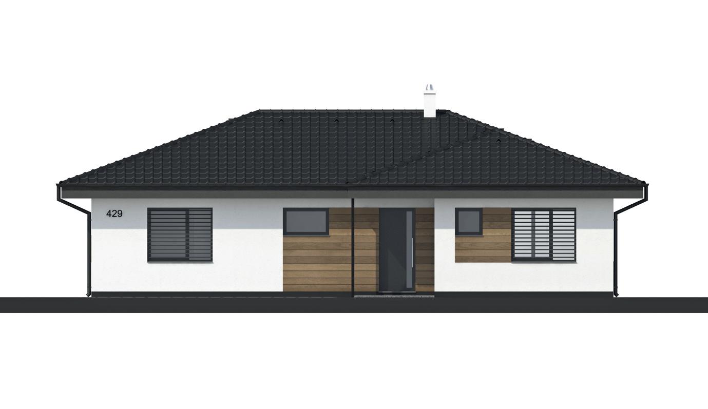Projekt rodinného domu Laguna 4294