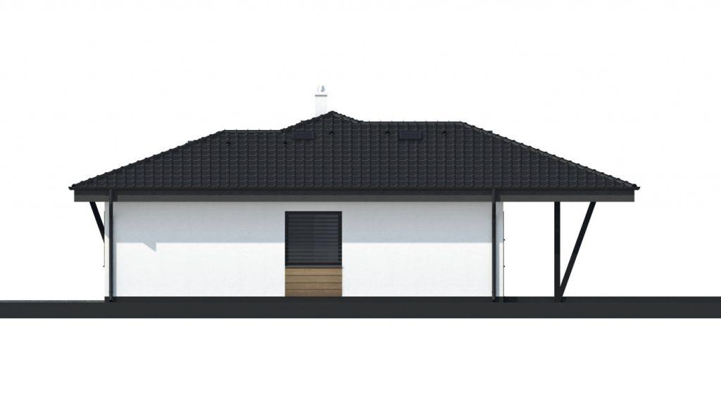 Projekt rodinného domu Laguna 4295