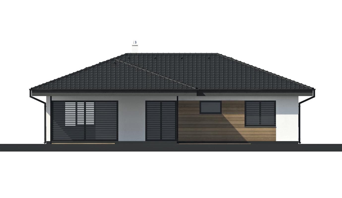 Projekt rodinného domu Laguna 4296