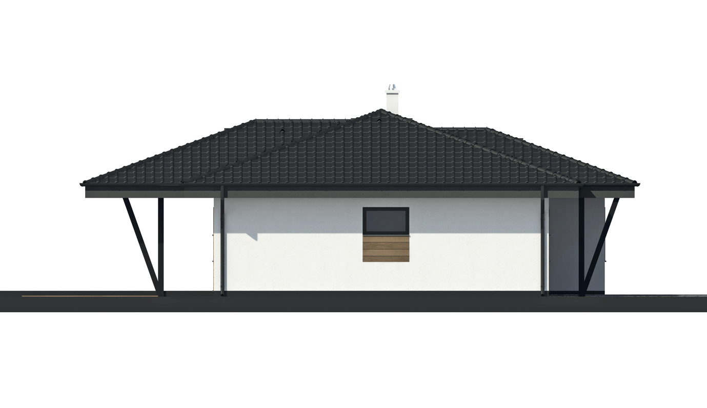 Projekt rodinného domu Laguna 4297