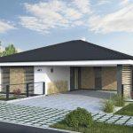 Projekt rodinného domu Laguna 4410