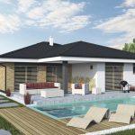 Projekt rodinného domu Laguna 4412