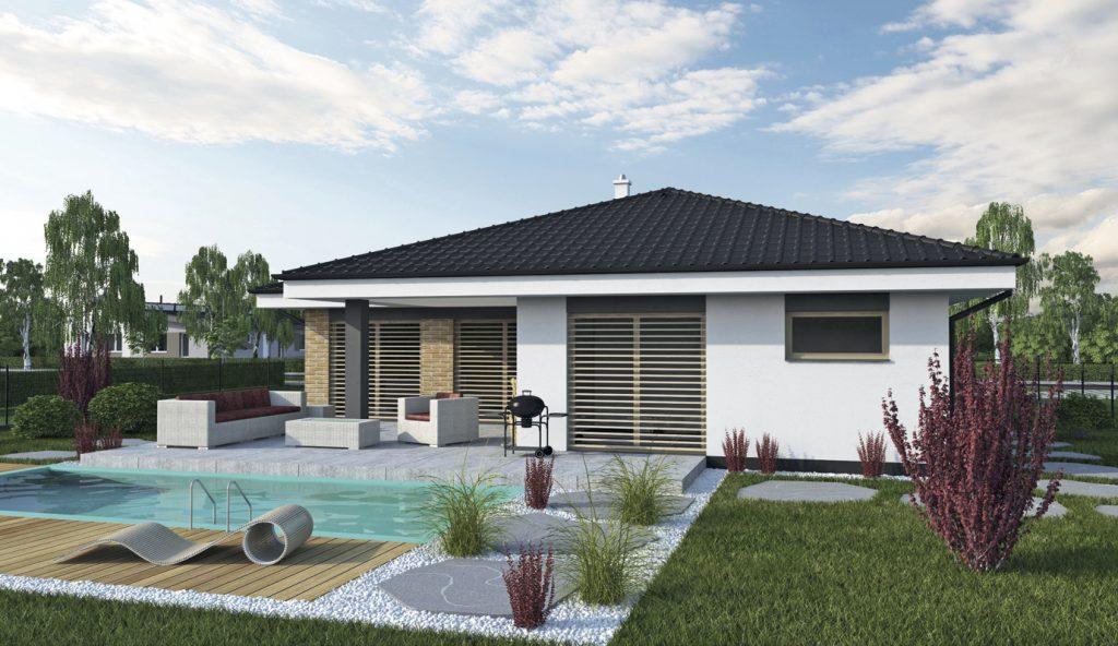 Projekt rodinného domu Laguna 4413
