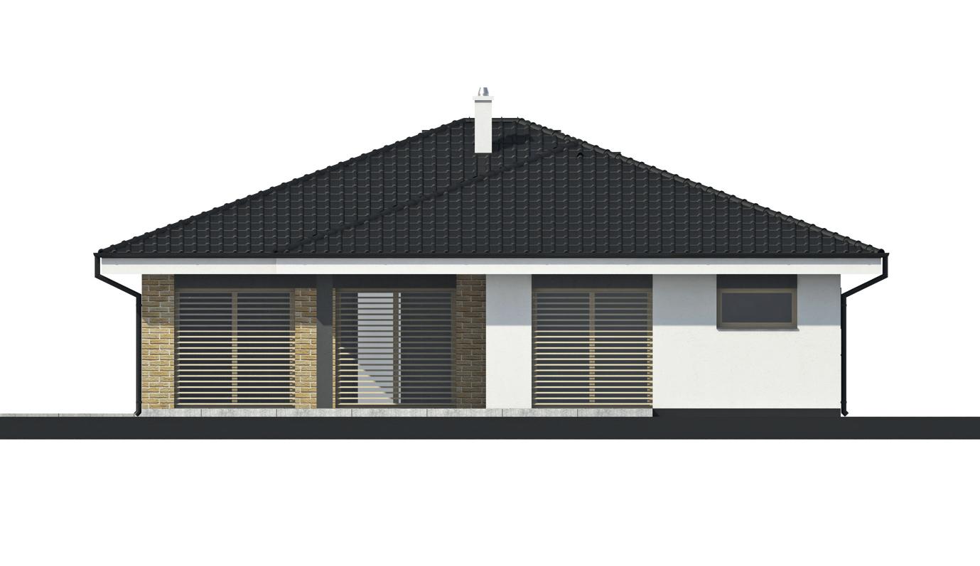 Projekt rodinného domu Laguna 4416