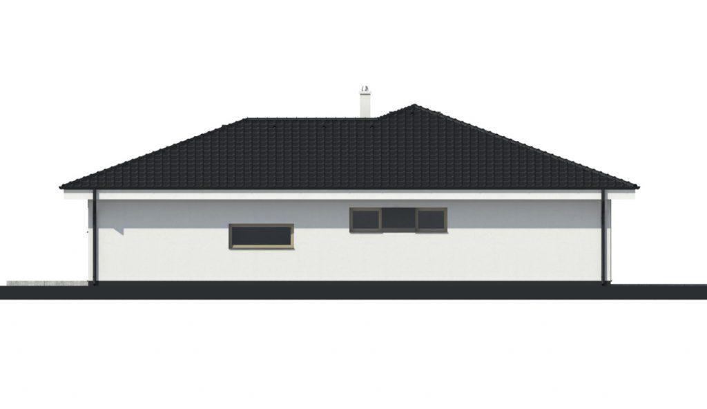 Projekt rodinného domu Laguna 4417