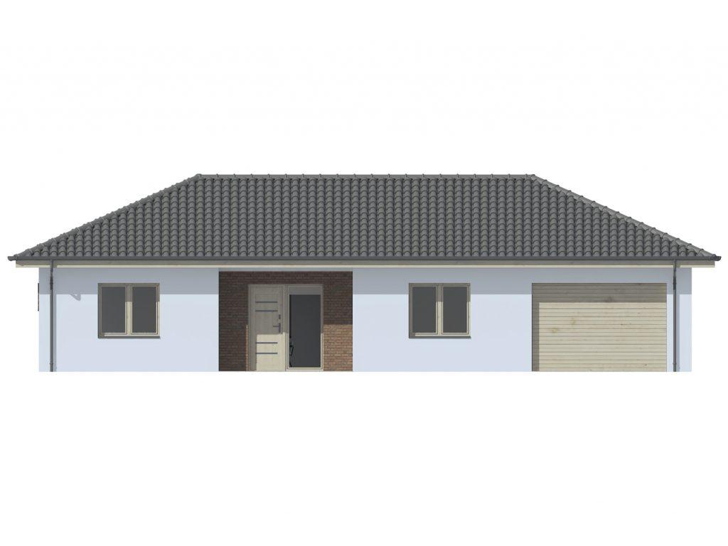 Projekt rodinného domu Lucie 661