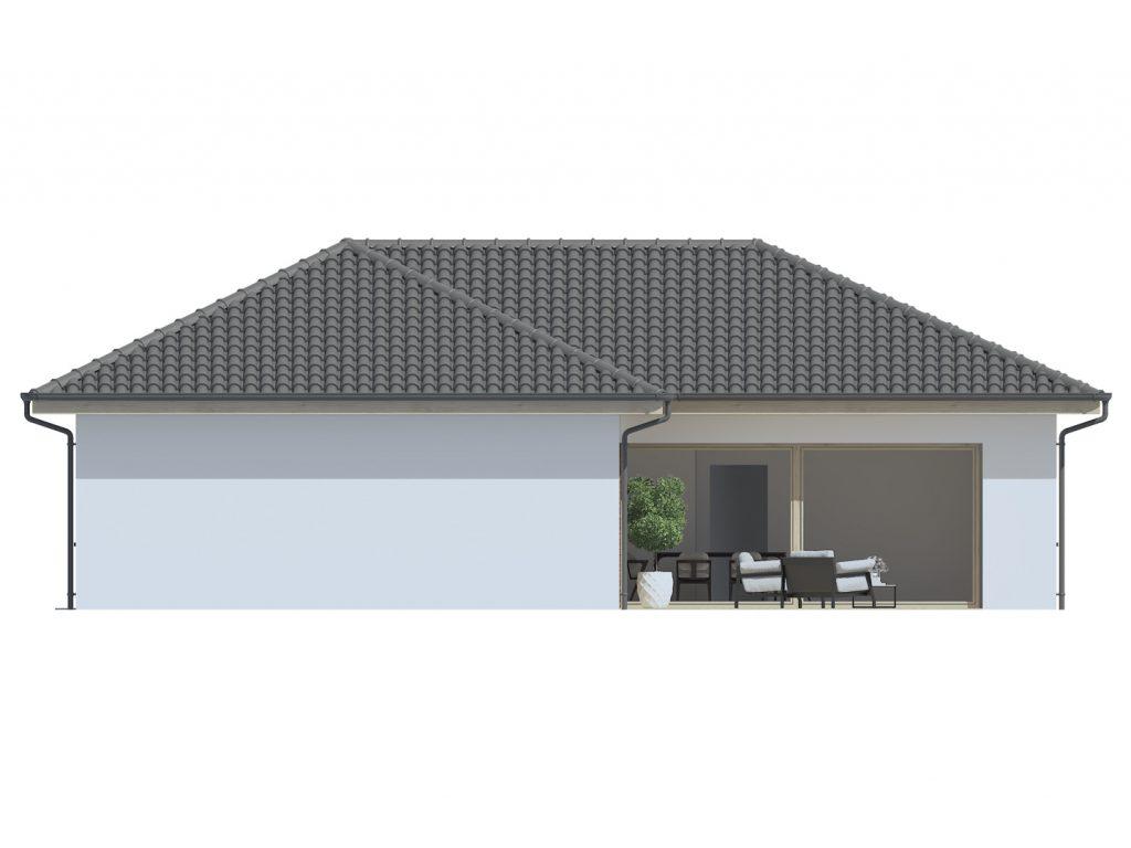 Projekt rodinného domu Lucie 662