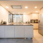 Kuchyňa svetlá