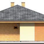 projekt rodinného domu RD – 15
