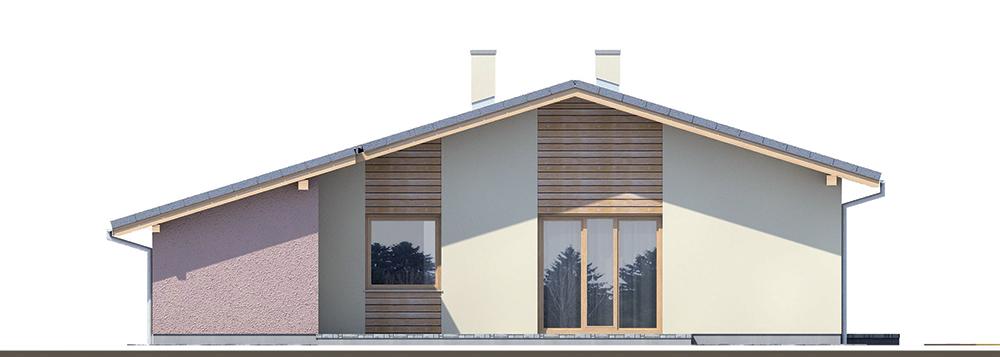 projekt rodinného domu RD – 19
