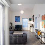 Obývačka úzka