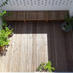 Vnútorná obytná terasa