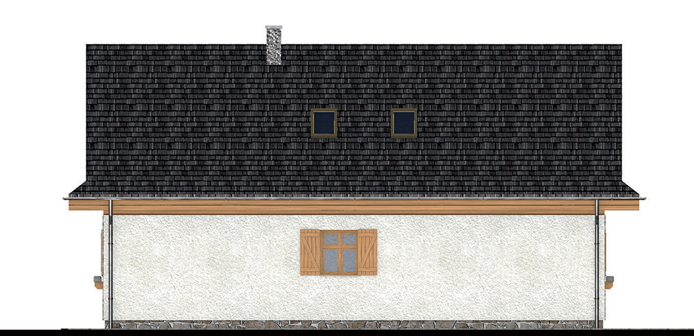 Projekt rodinného domu RM 78