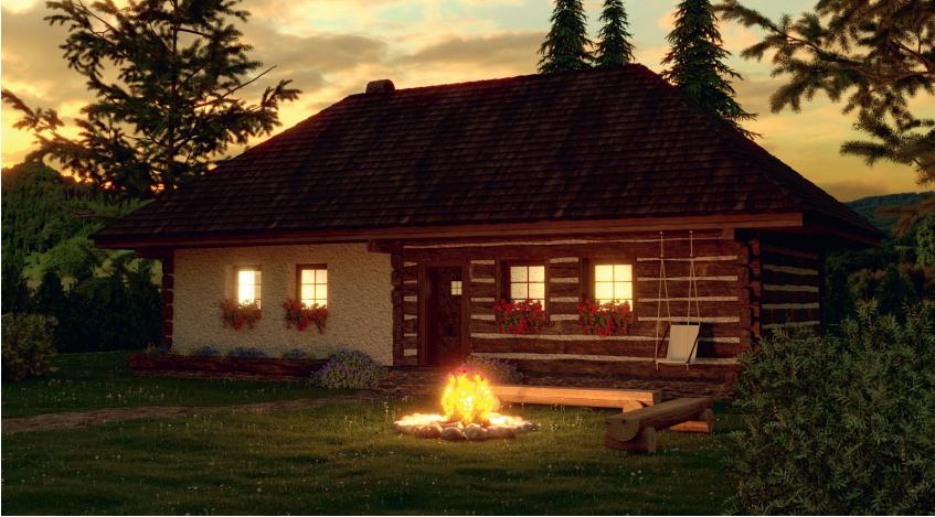 Rodinný dom RM 81CH