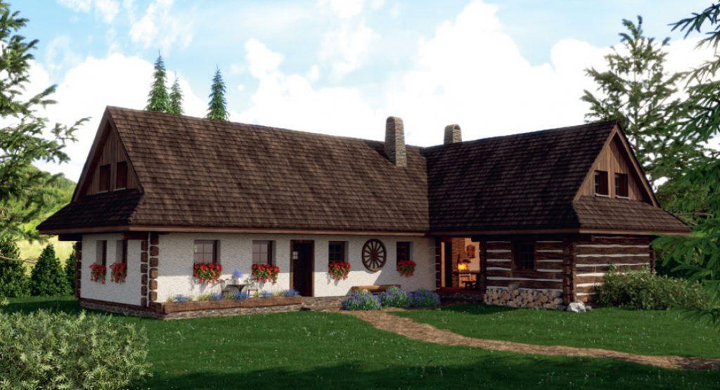 Rodinný dom RM 155CH