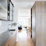 Úzka kuchyňa