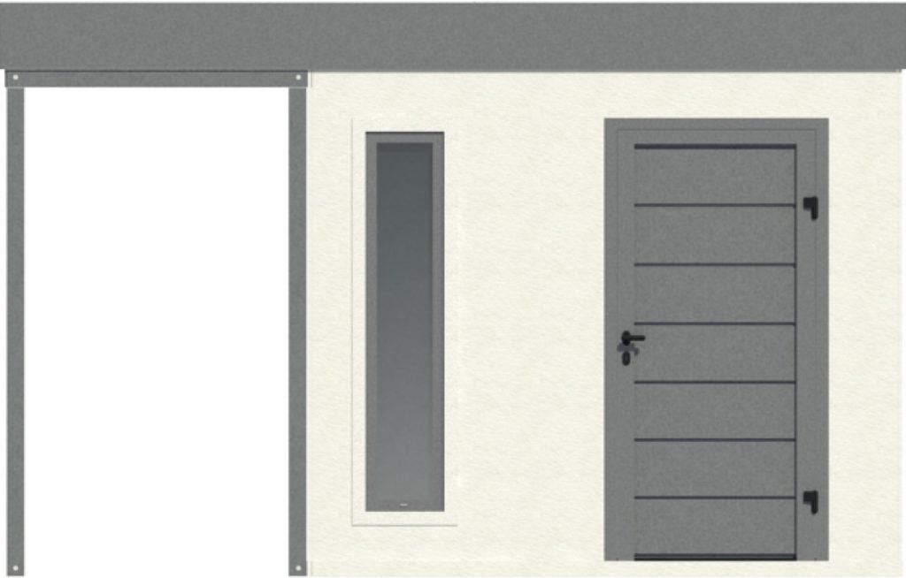 projekt Záhradný domček GARDEON