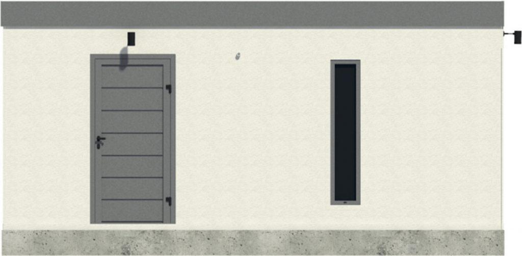 projekt dvojgaráže GARDEON