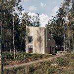 projekt rodinného domu Chata 2021