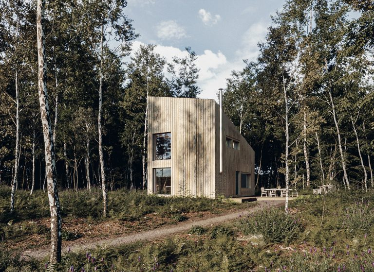 Rodinný dom Chata 2101