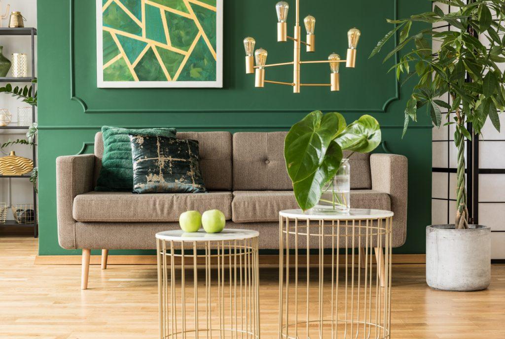 Ako dokonale kombinovať farby v interiéri?