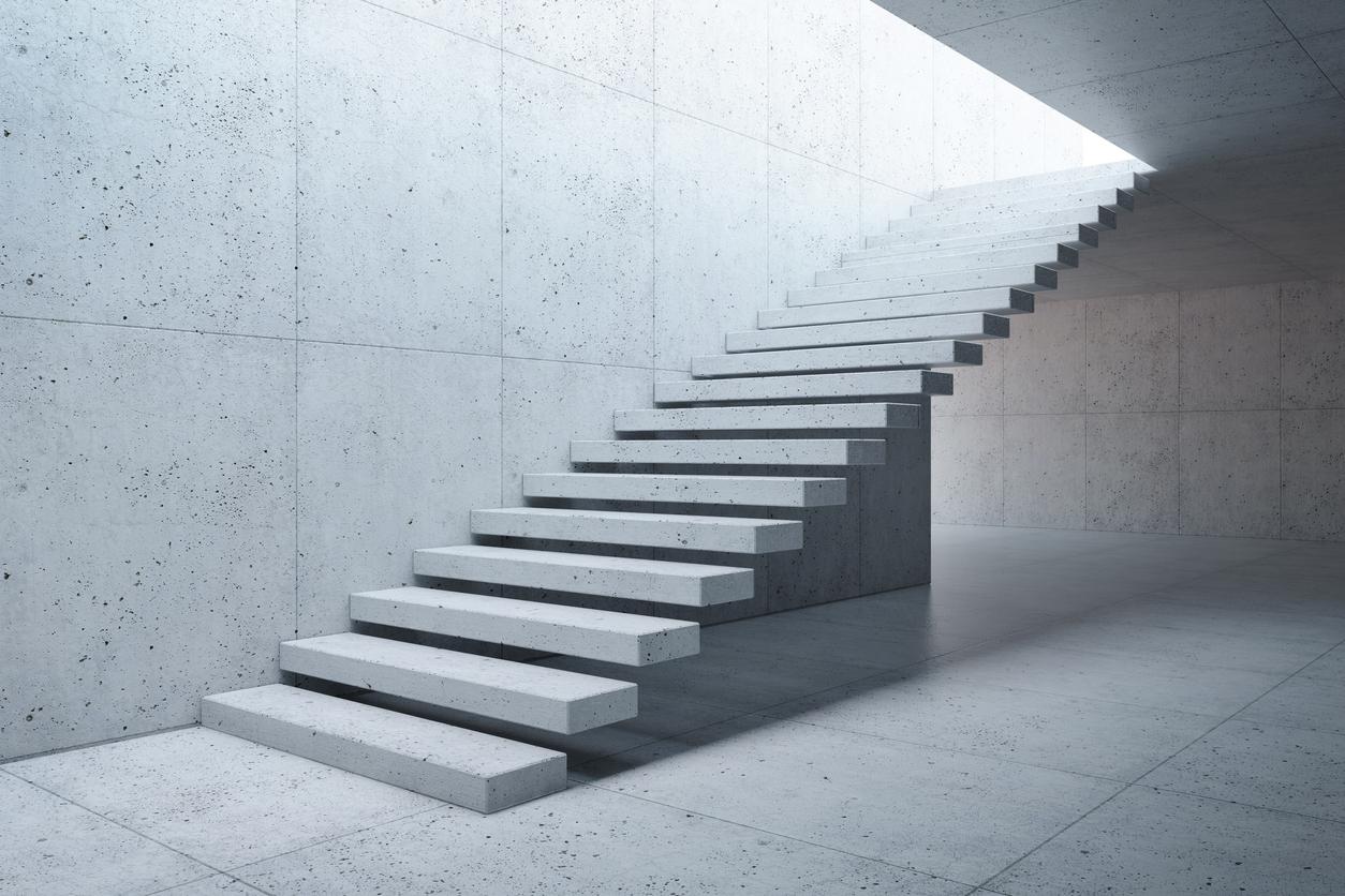 Levitujúce schody