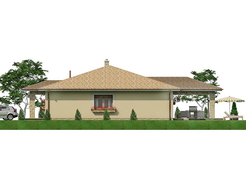 projekt rodinného domu Javijani 128
