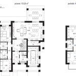 projekt rodinného domu Javijani 42