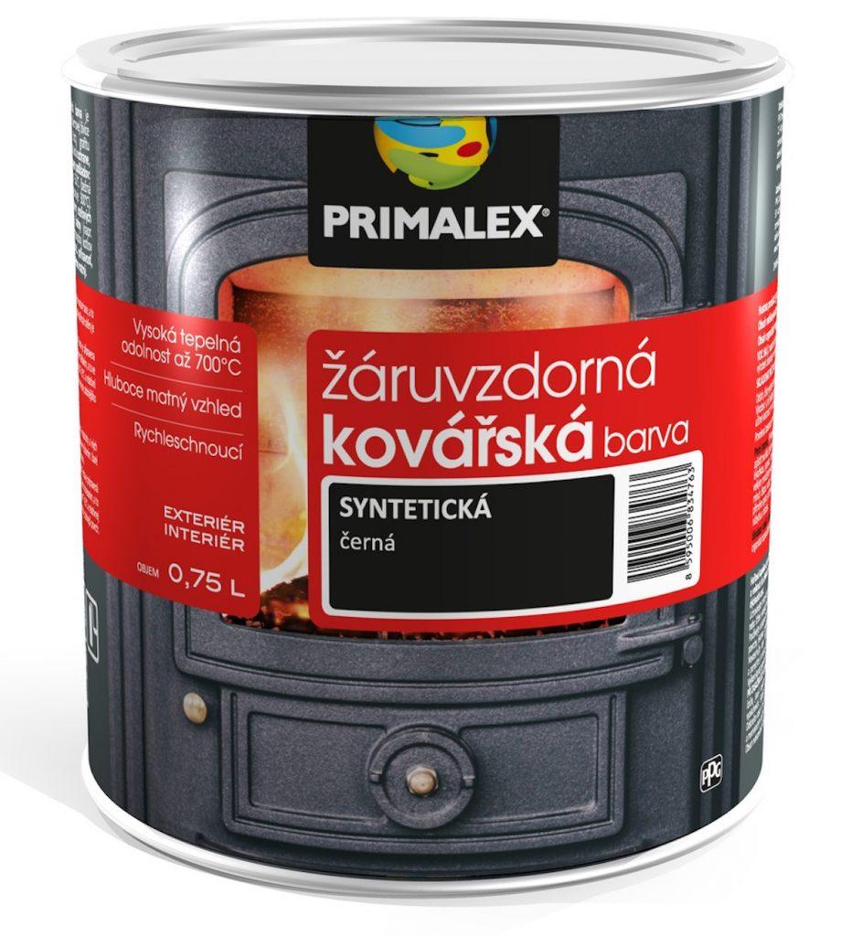 Primalex žiaruvzdorná kováčska farba