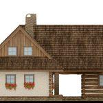 Projekt rodinného domu RM 155CH