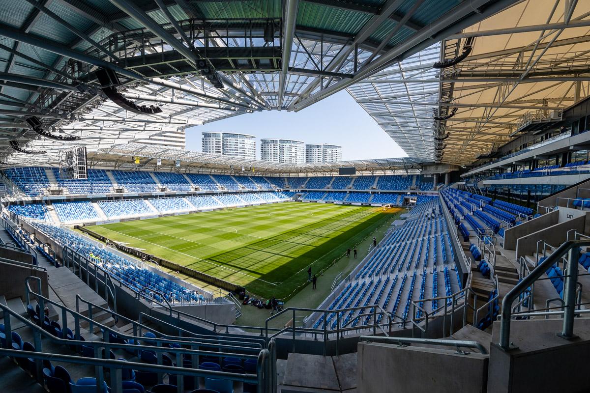Narodny futbalovy stadion – Tehelne pole