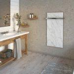 Kúpeľňa so sálavým panelom