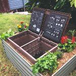 Záhradný kompostér