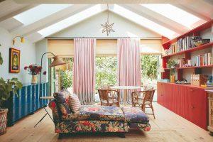 Eklektický interiér: Prudký závan energie, slobody a kreativity