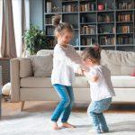 Čistička v domácnosti deti