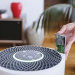 Čistička vzduchu smart ovládanie