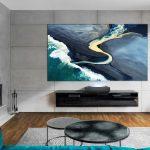 laserová TV Hisense