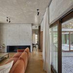 Obývačka stredomorského štýlu