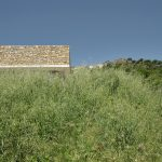 Kamenná strecha domu v stredomorskom štýle