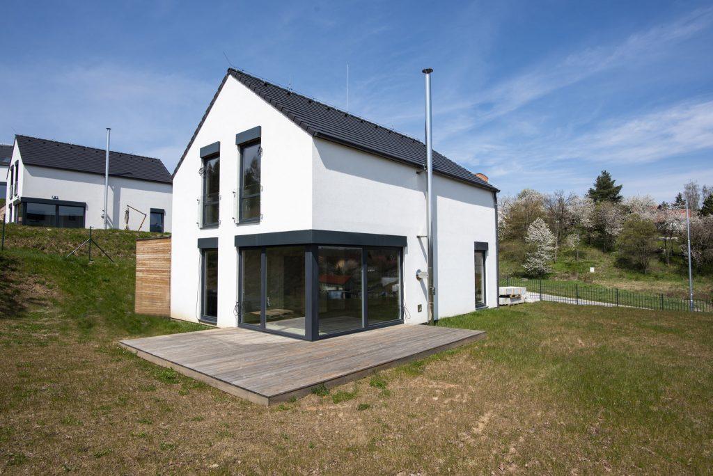 Okenné systémy SYNEGO v projektoch bývania
