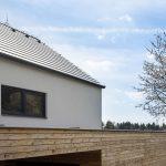Roduínný dom plot