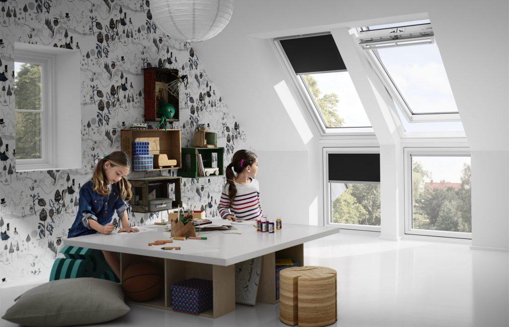 Relax, hravý aj elegantný interiér so 70 odtieňmi z novej kolekcie roliet